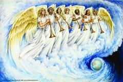 Seven Angels Seven Trumpets