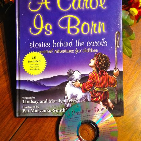 A Carol Is Born front cover