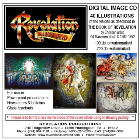 Revelation Illustrated jewel case front