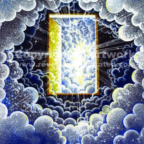 The Open Door in Heaven