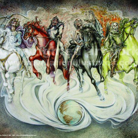 The First Four Seals; The Four Horsemen