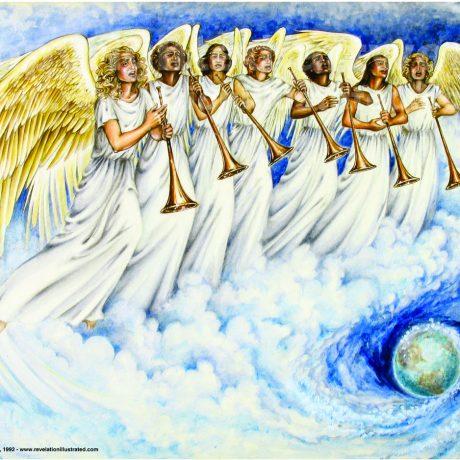 Seventh Seals; Seven Angels, Seven Trumpets