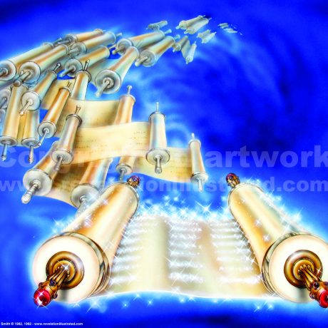 The Books are Opened and Also the Book of Life