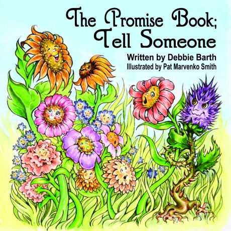 The Promise Book; Tell Someone front cover