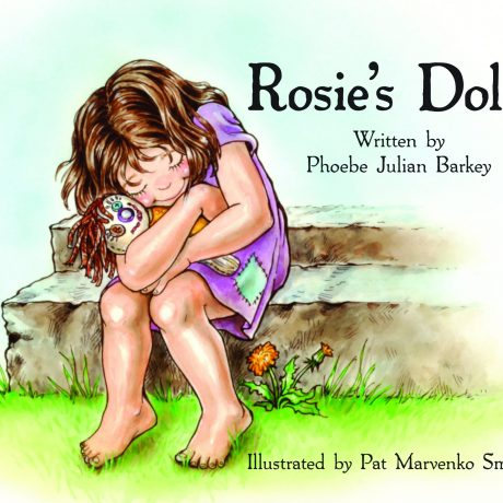 Rosie's Doll front cover