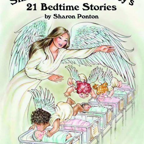 Shirley, Godfrey and Mercy bedtime stories front cover